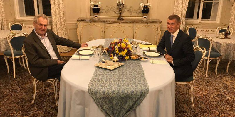 Mujprezident, Zeman, Babis